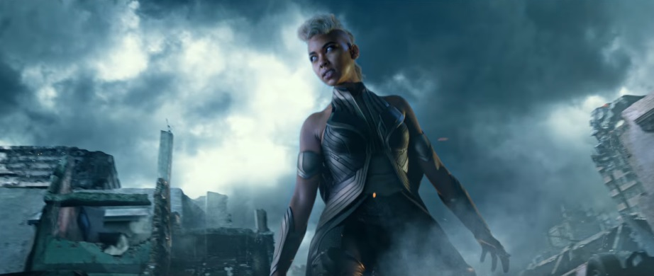Alexandra Shipp as Storm