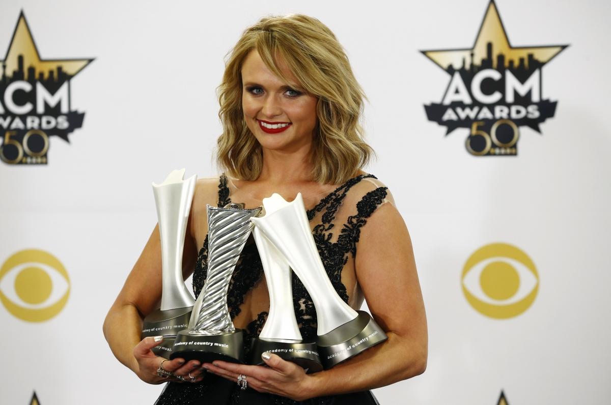 Miranda Lambert awards