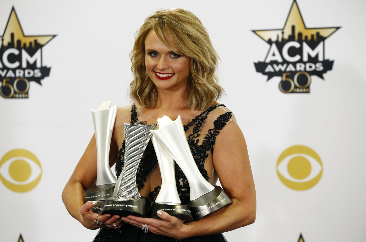 Miranda Lambert awards