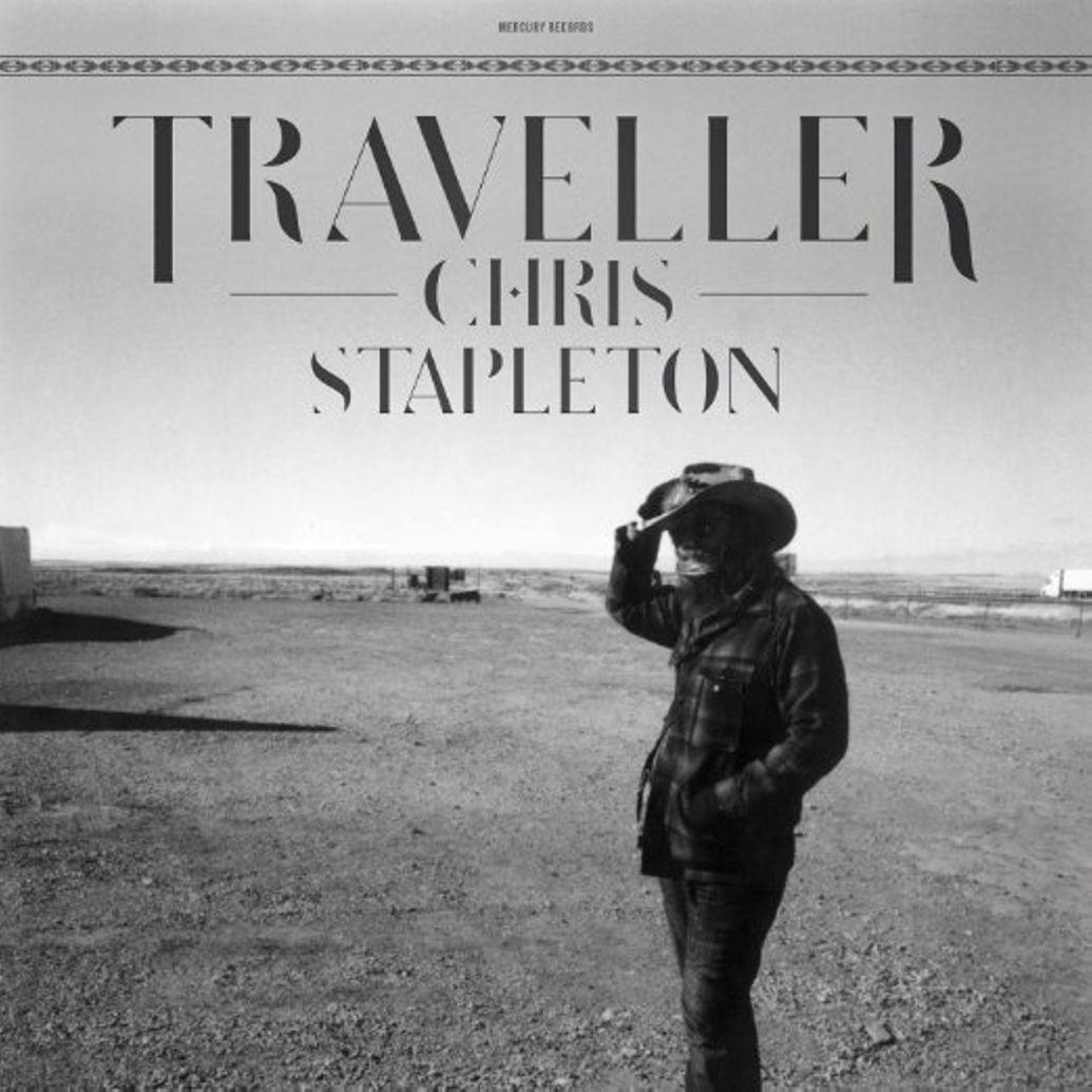Chris Stapleton Traveller album