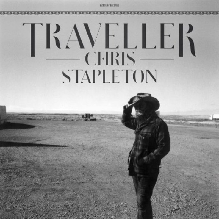 Chris Stapleton Traveller album
