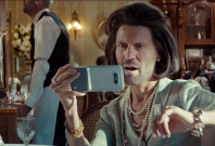 LG G5 adverts Jason Statham
