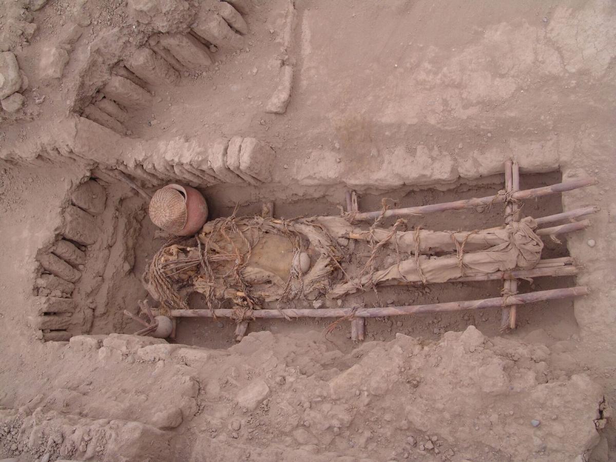 squeleton native american