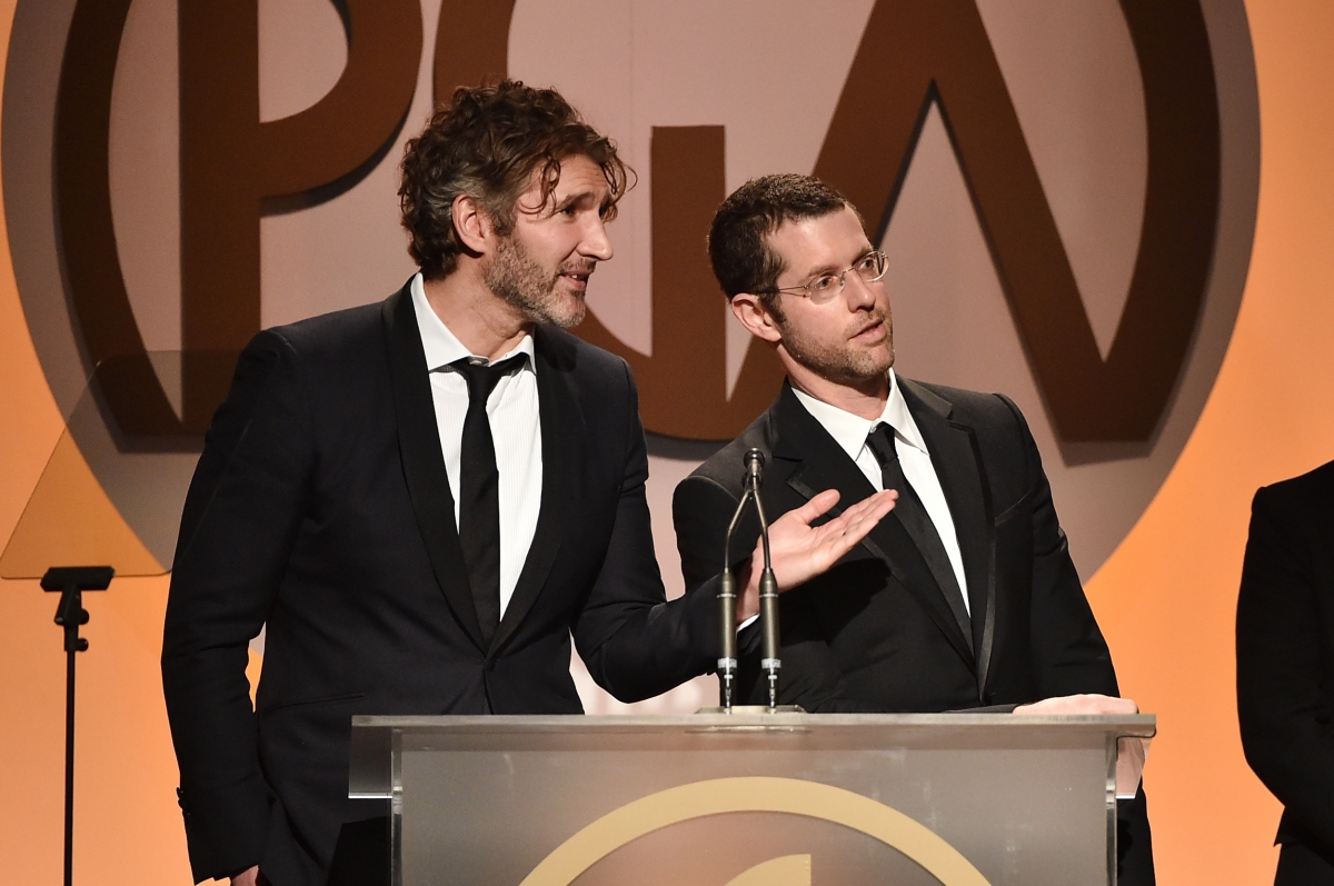 David Benioff  and D. B. Weiss