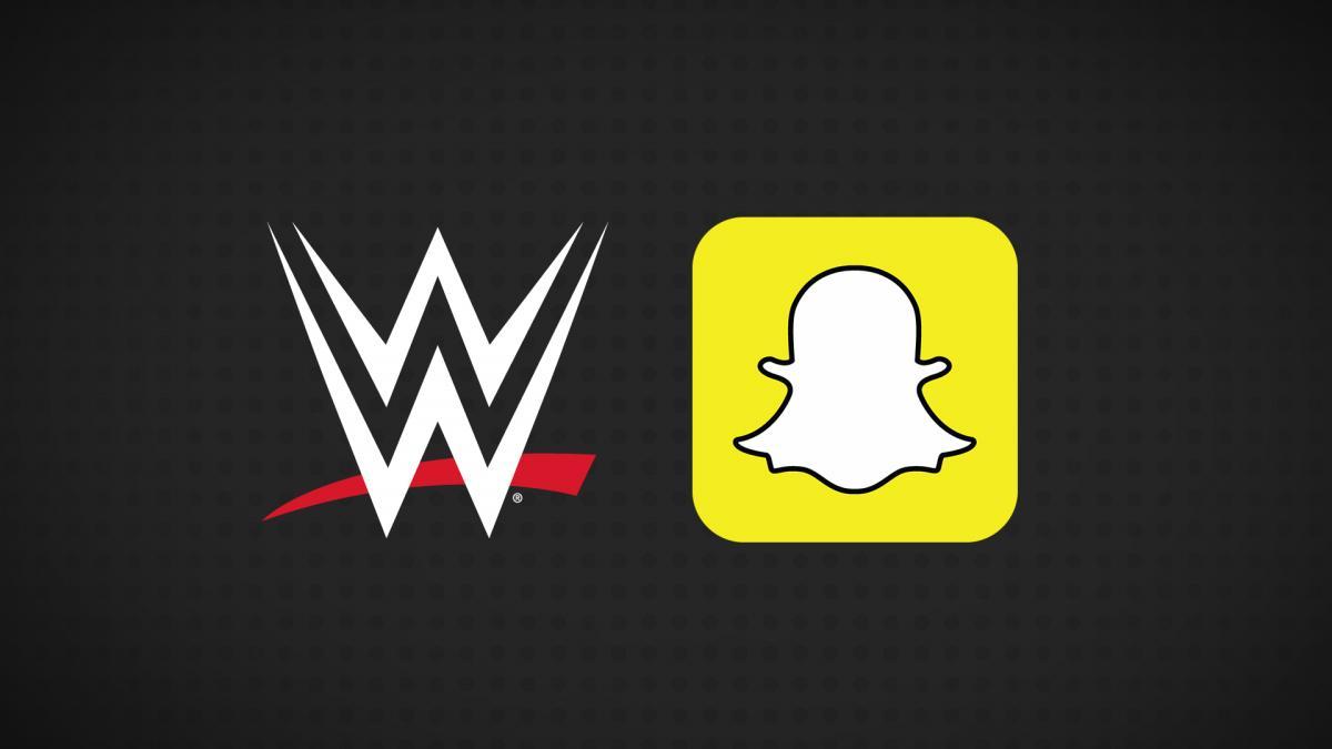 WWE Snapchat