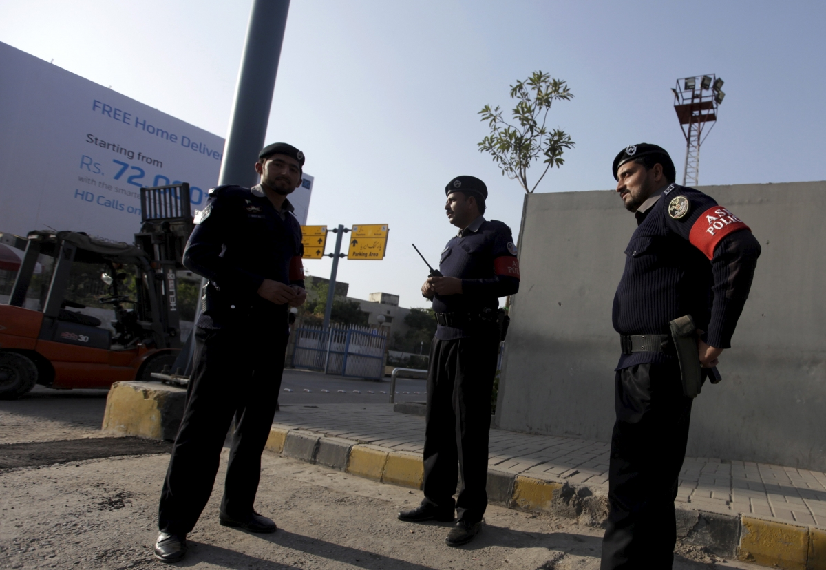 Pakistan Islamabad foreigners
