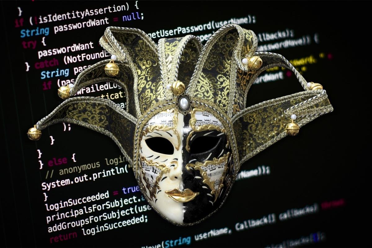 The Jester Hacker