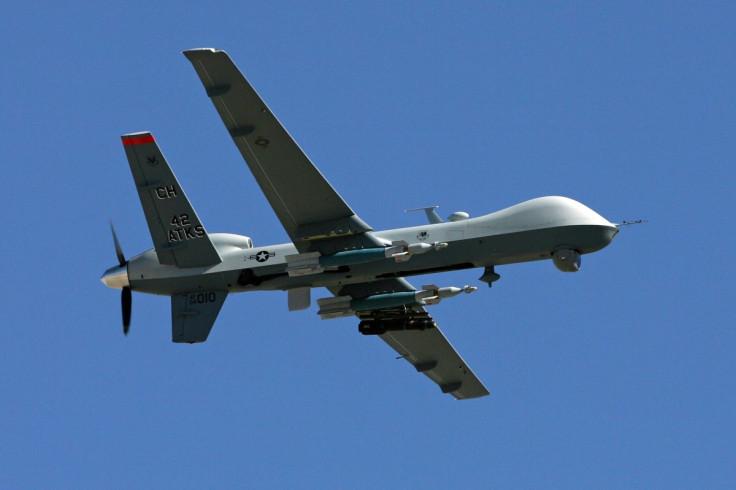 US REaper drone
