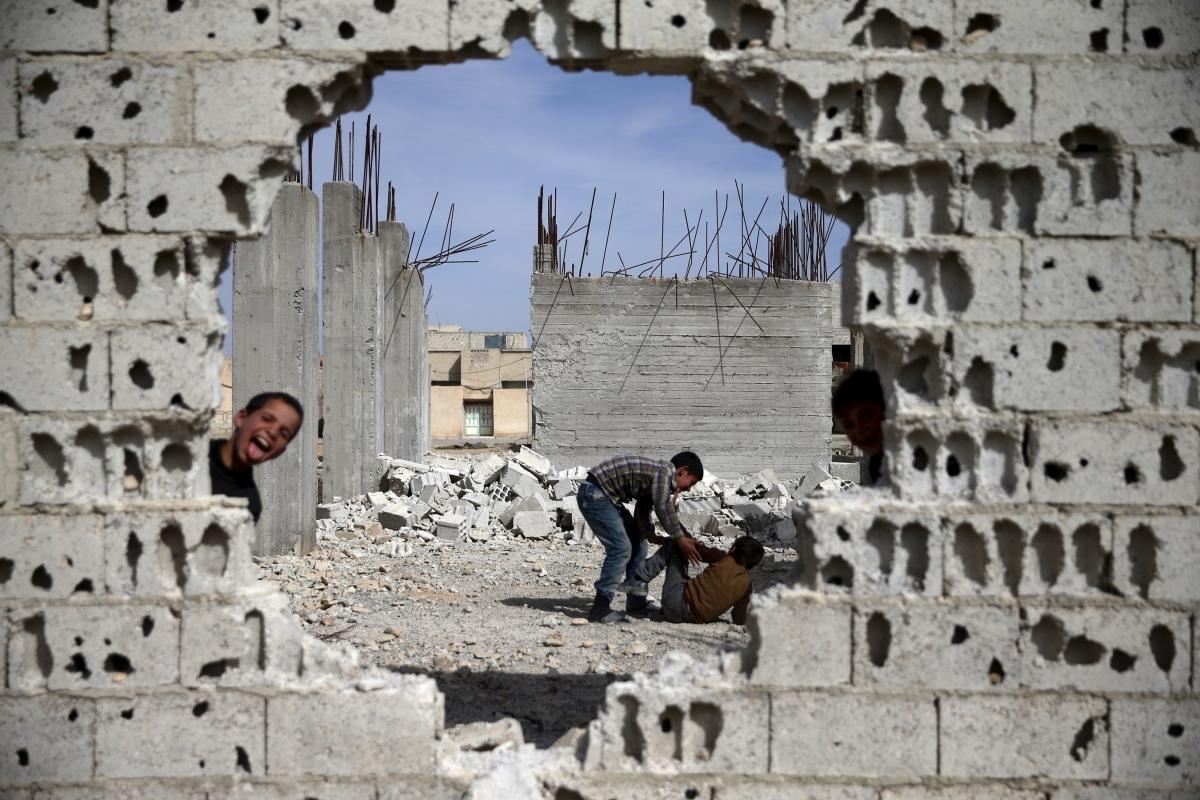Douma, Damascus