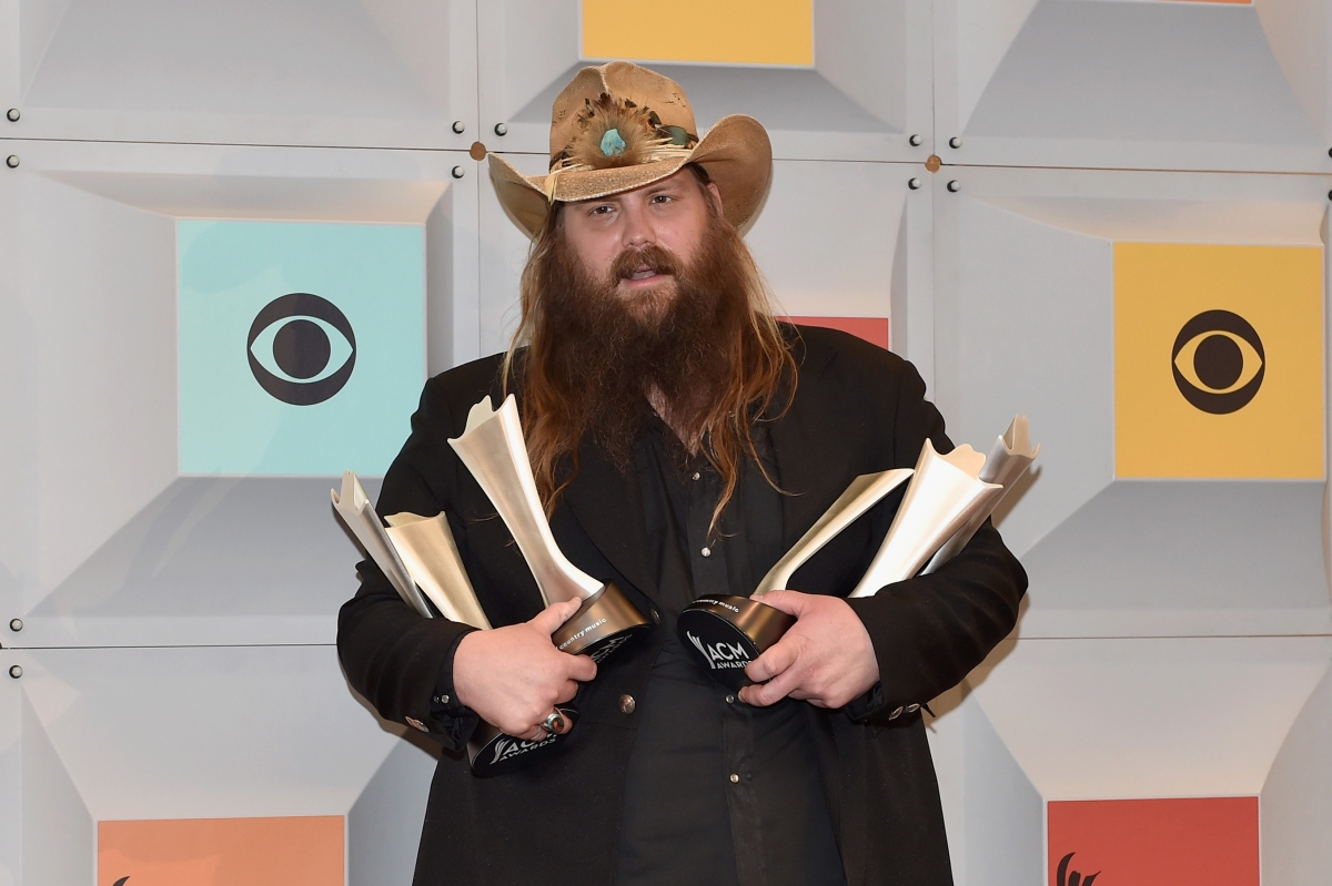 acm awards 2016 winners list chris stapleton steals the show with four wins. Black Bedroom Furniture Sets. Home Design Ideas
