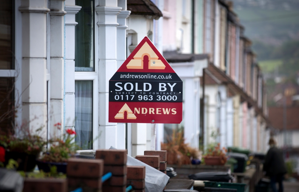 UK house prices property