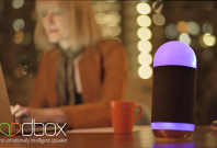 MoodBox Indiegogo Emotionally Intelligent Speaker
