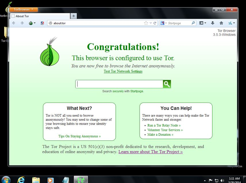 CloudFlare accuses Tor browser