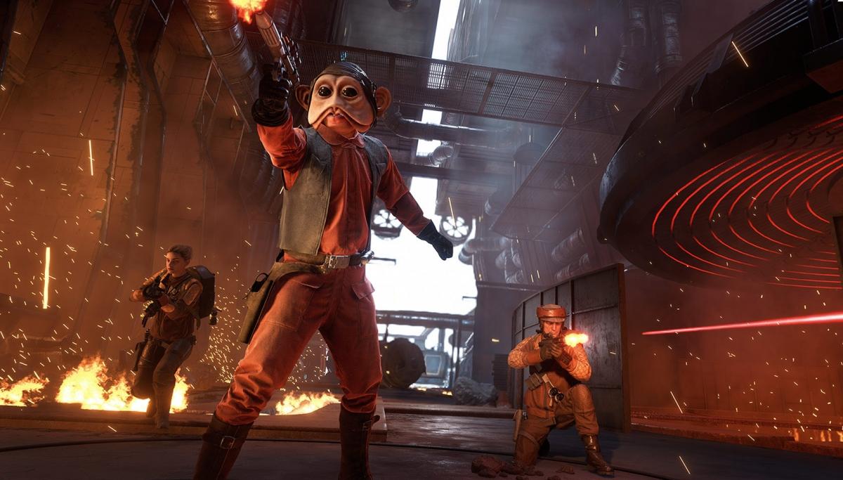Star Wars Battlefront Outer Rim DLC Review A Solid Start