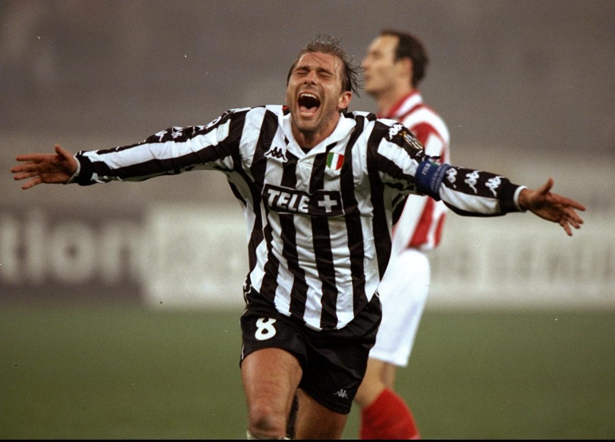 Image result for antonio conte juventus player