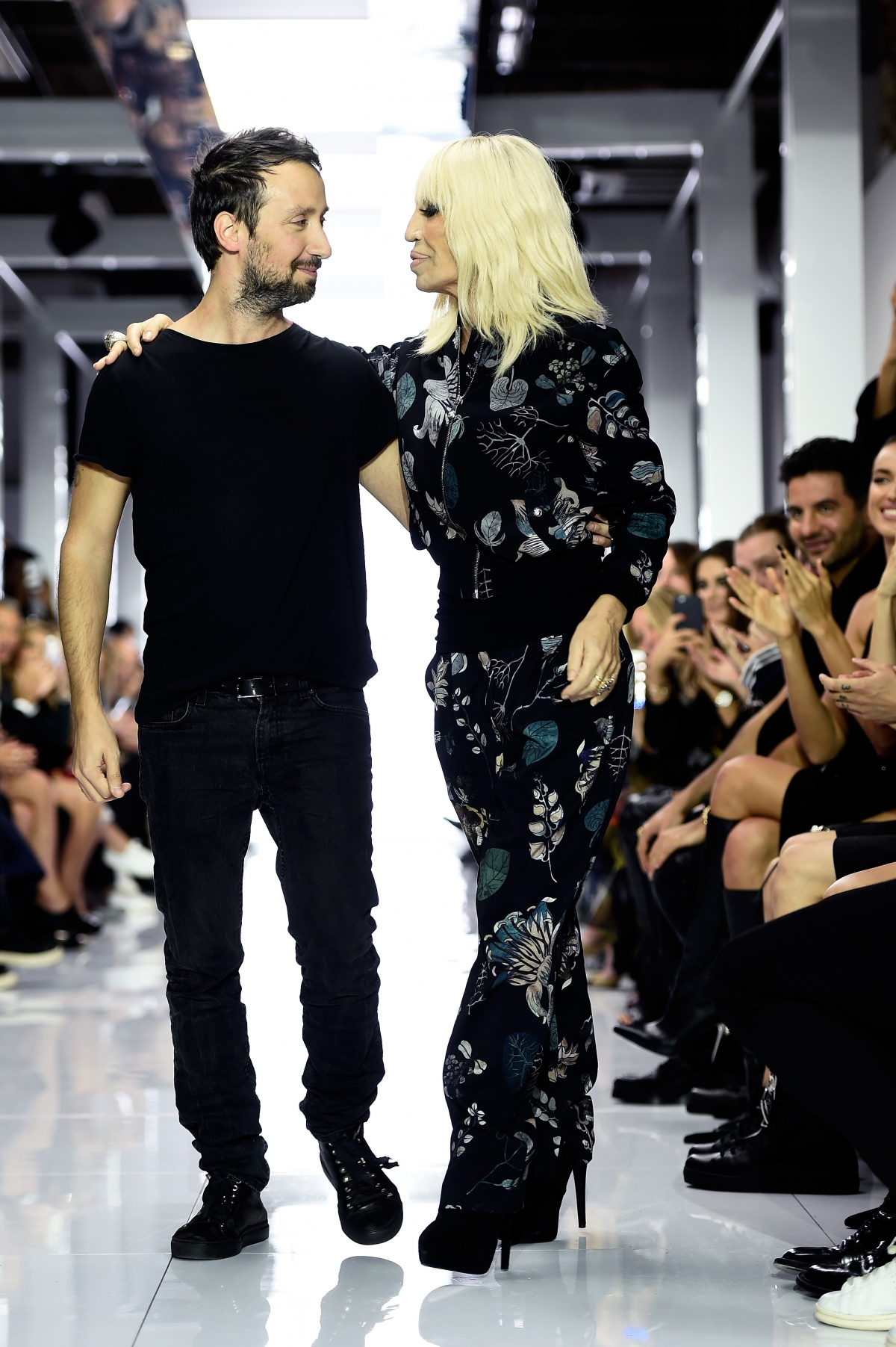 anthony vaccarello leaves versus for ysl