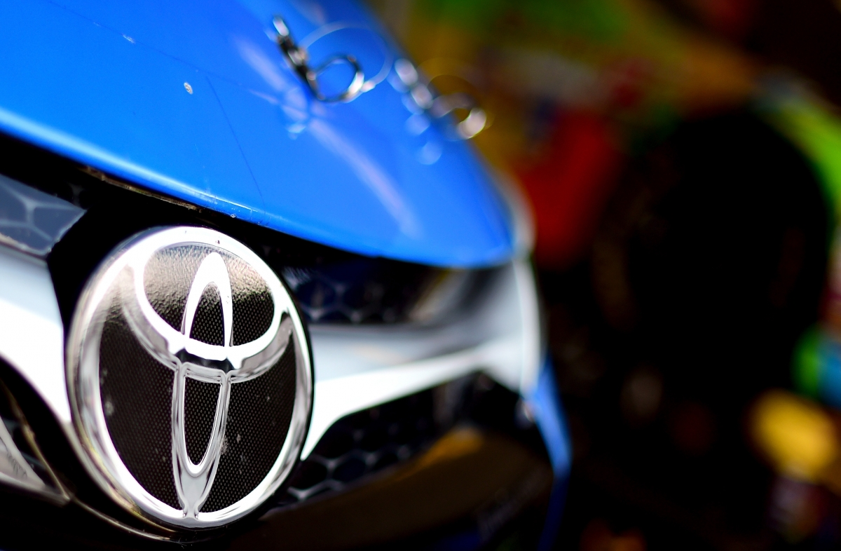 Toyota partners with Microsoft