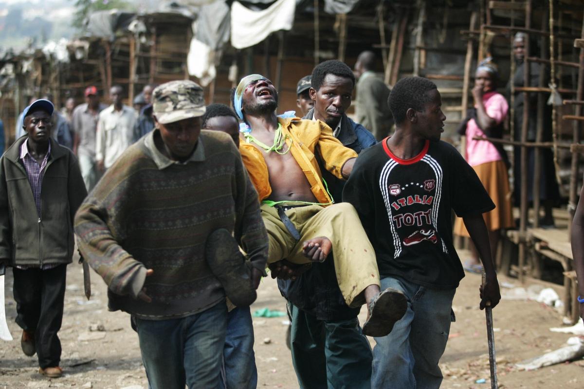 Kenya 2007-2008 violence