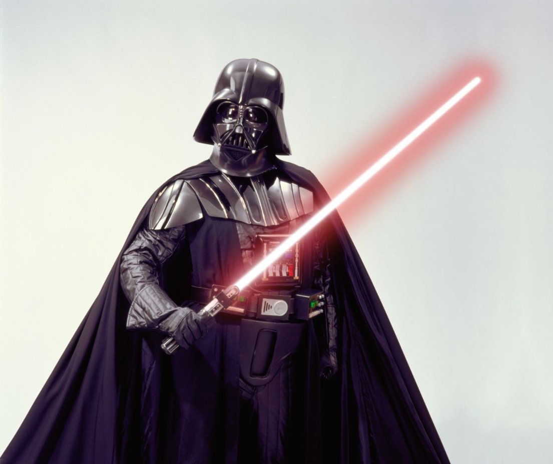 star wars lightsaber darth vader