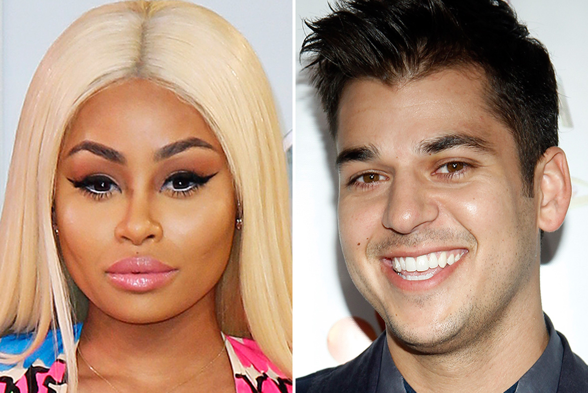Kardashian Sisters 'banned' From Blac Chyna And Rob's Wedding