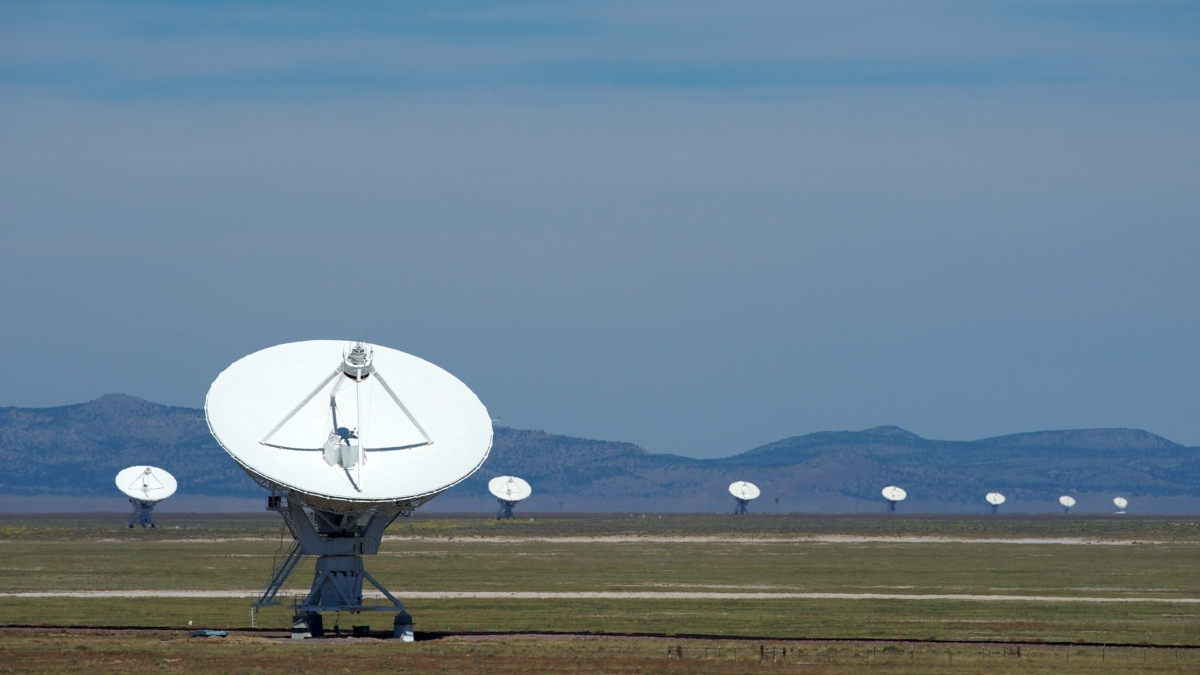 Jansky Very Large Array telescope