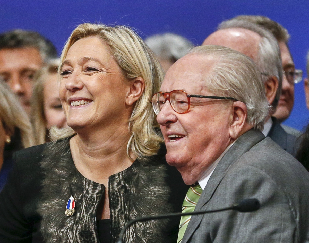 Le Pen Panama Papers