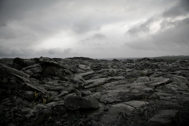 extinction lava field