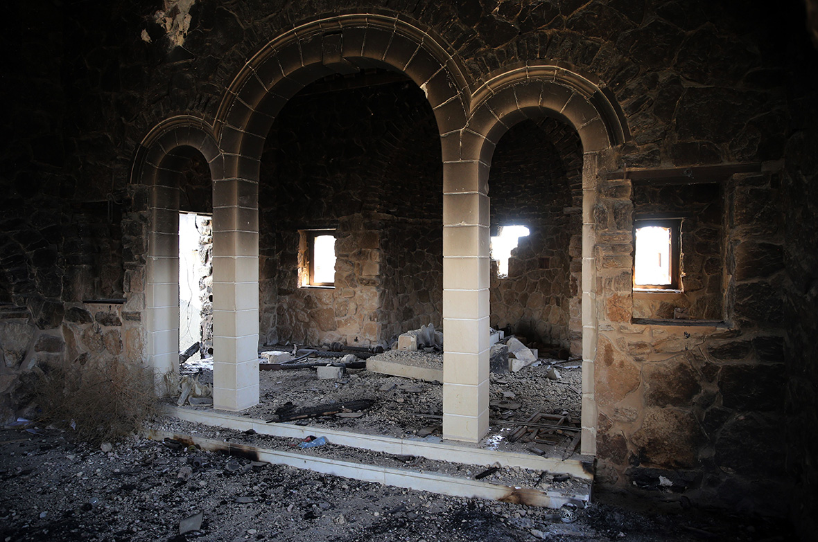 al-Qaryatain