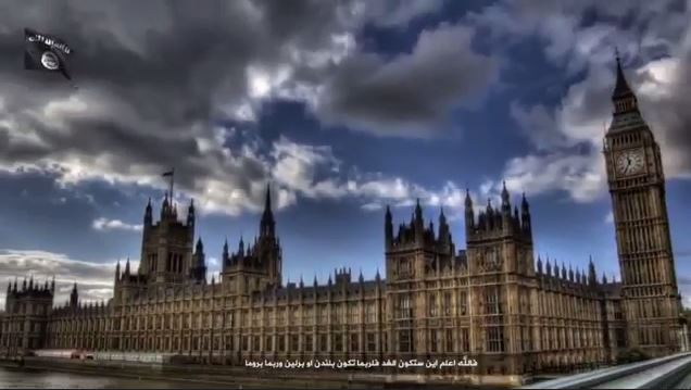 Parliament appearing in the video