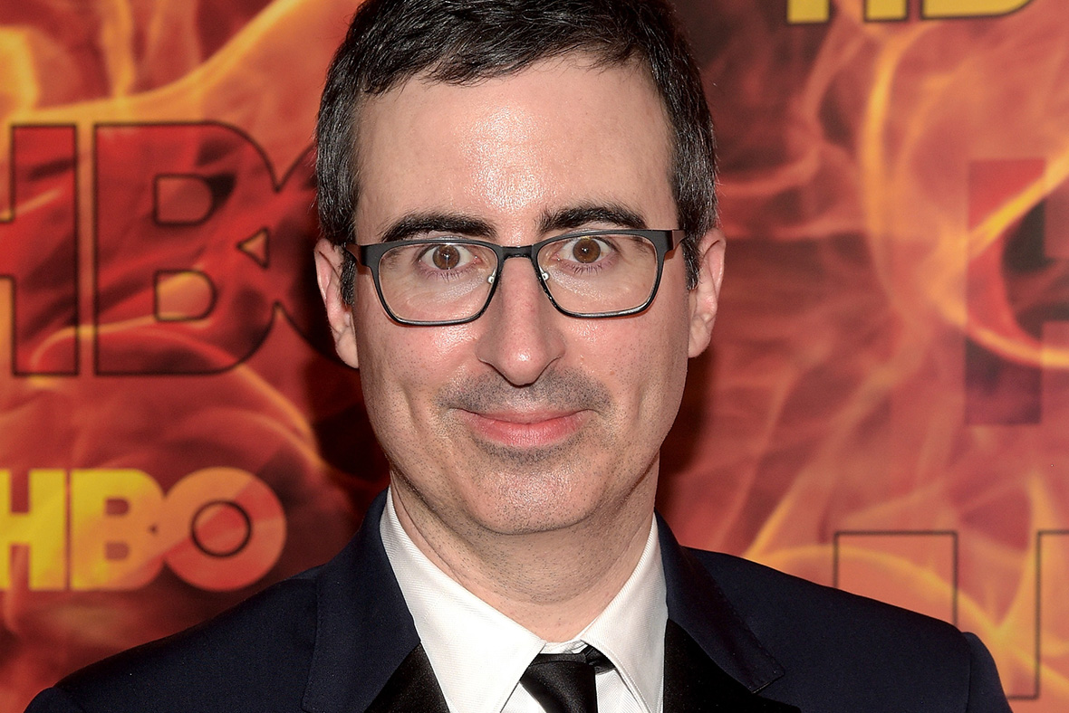 John Oliver Takes on Pyramid Schemes with Some Help from Jaime Camil