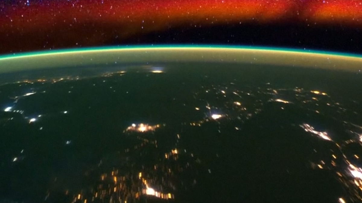 Timelapse of Earth