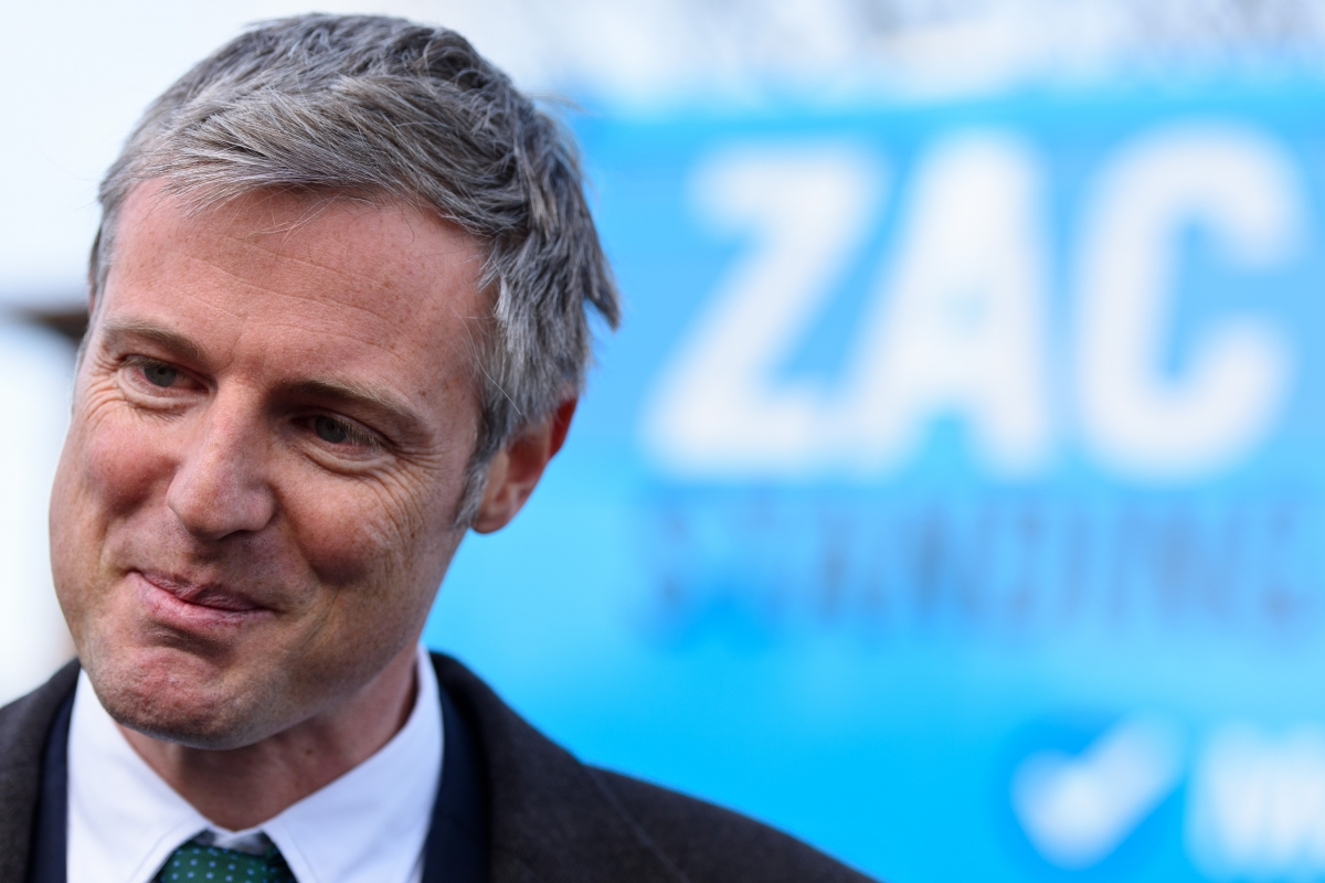 Zac Goldsmith, Conservative candidate for City Hall