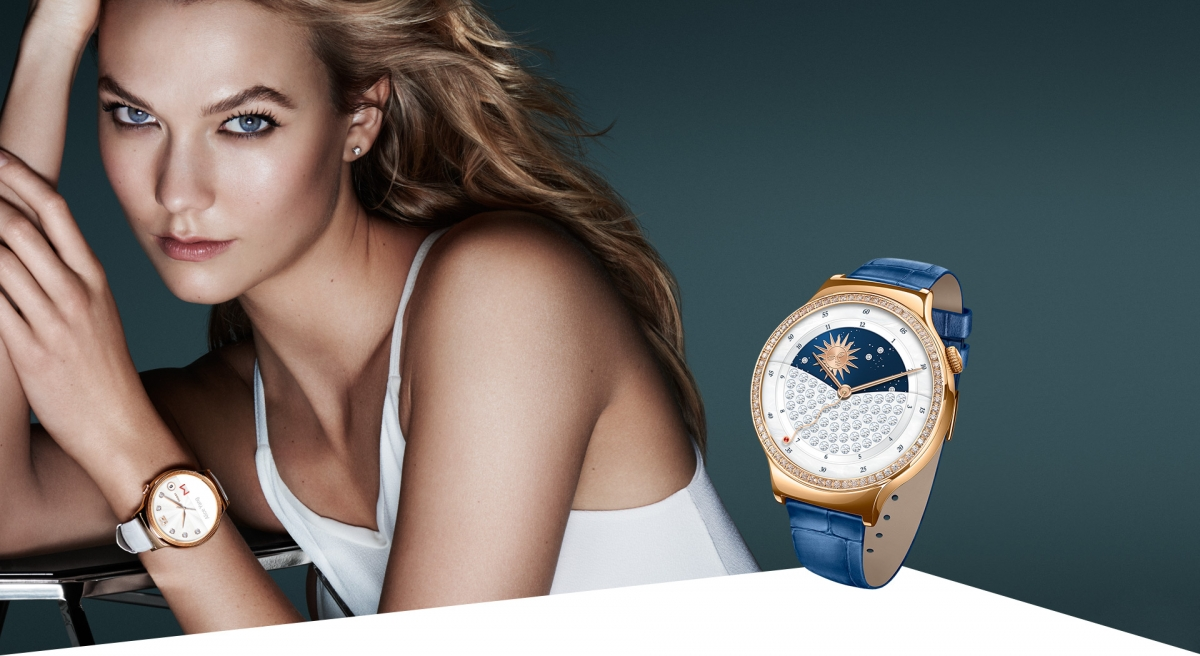 Huawei Watch for women found listed on Google store makes Aussie debut