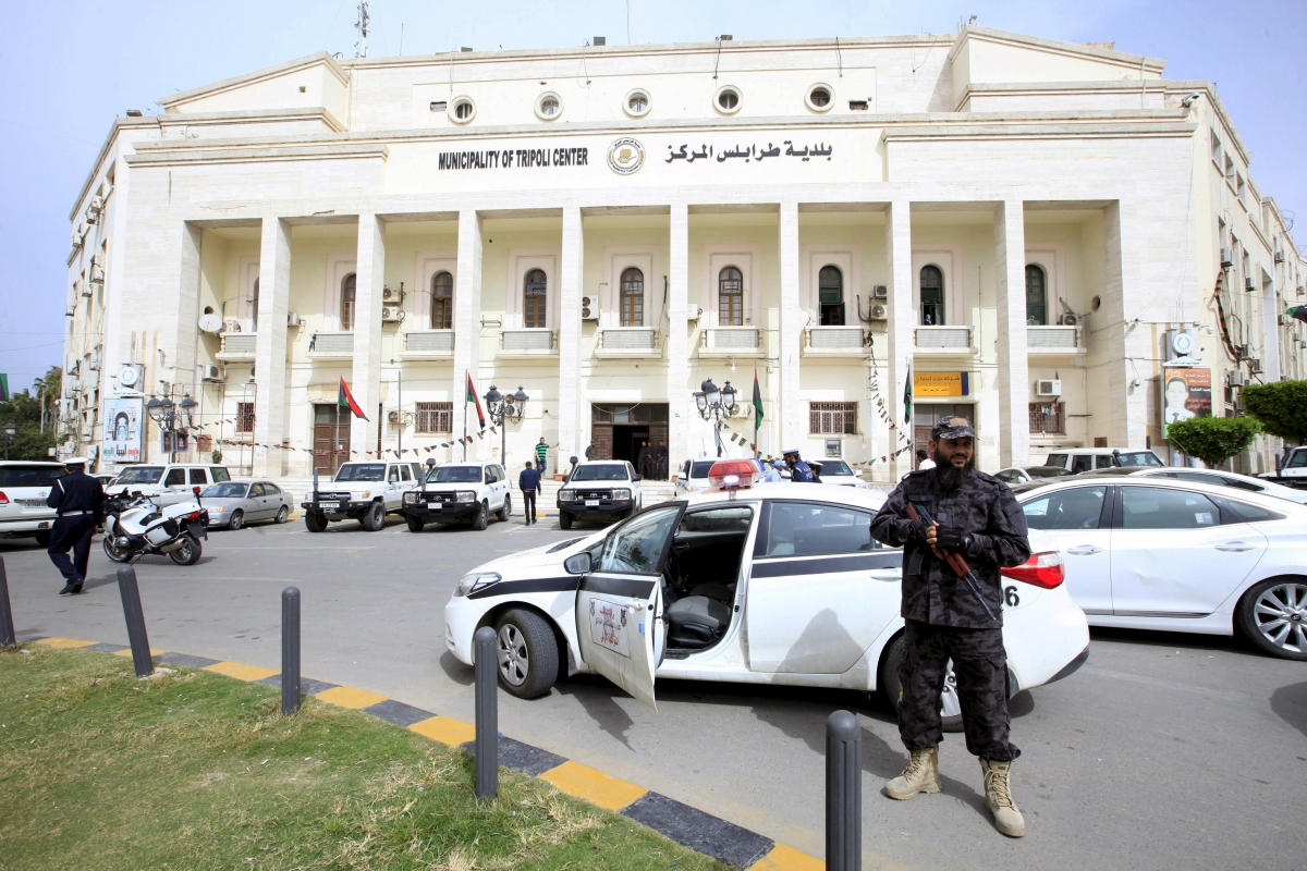 Libya unity government