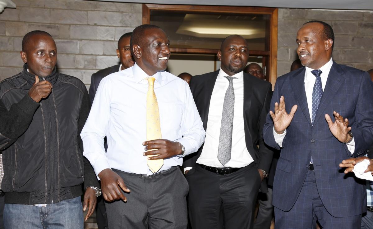 ICC ruling over Kenya's accused