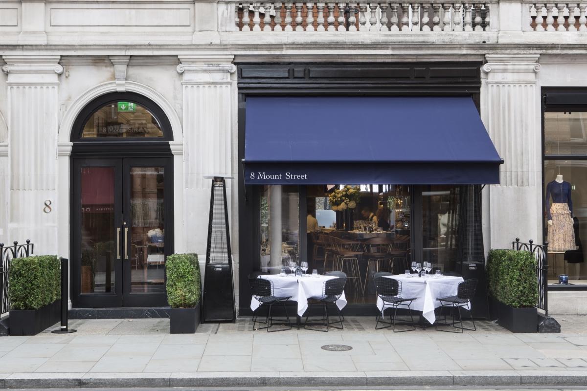 8 Mount Street, Mayfair