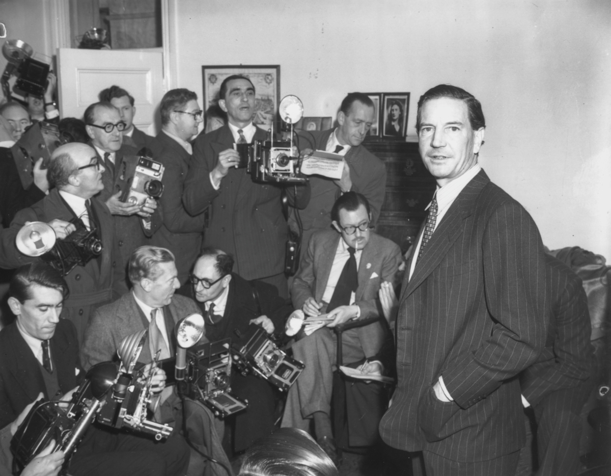 Philby in 1955