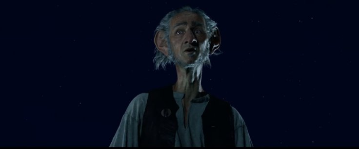 The BFG official trailer