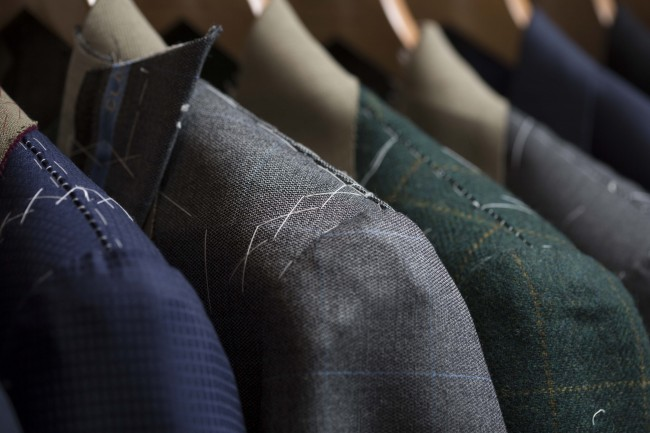 Kathryn Sargent opens first female-owned tailors