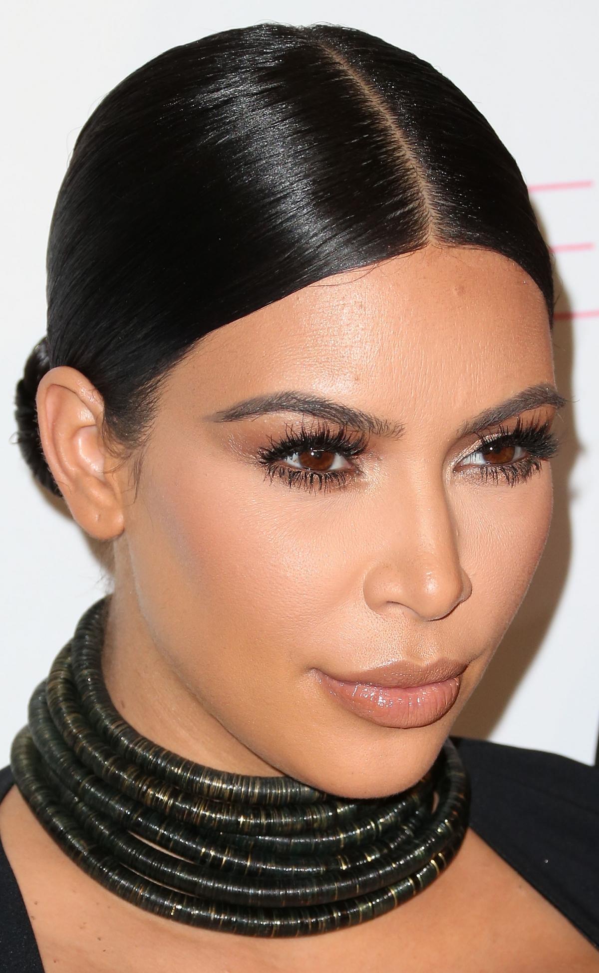 Kim Kardashian sandbagging