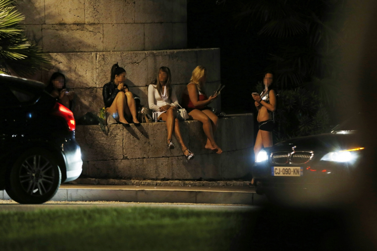 Prostitution laws in France