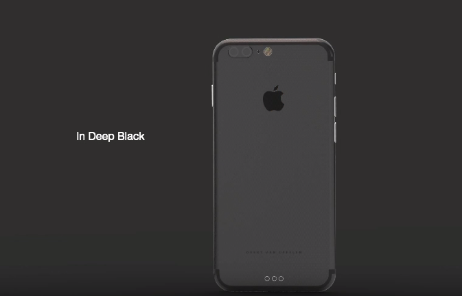 iPhone 7 design concept video