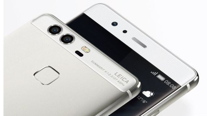 Is this the Huawei P10? Possible specs benchmarked alongside leaked 'hands-on' photos
