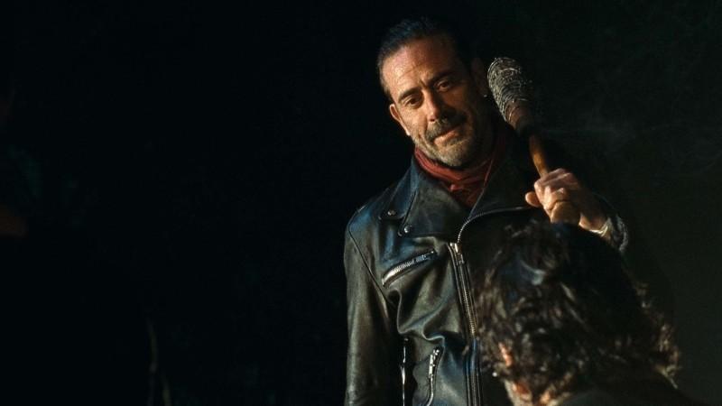 The Walking Dead Negan Wallpaper: The Walking Dead Season 7: Did Negan Kill Glenn In Season