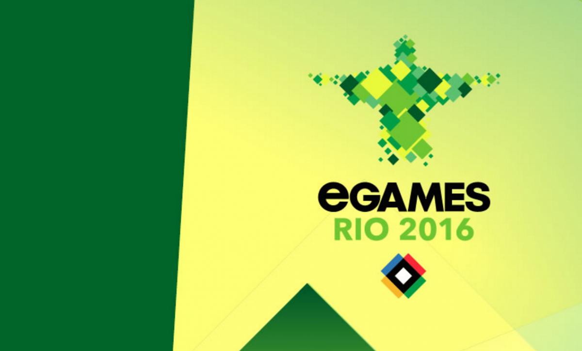 EGames Rio Olympics eSports