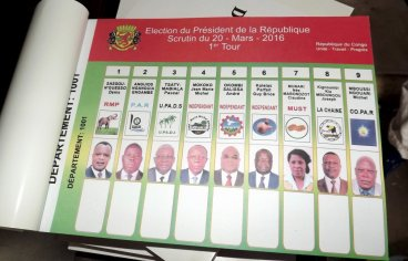 Elections in Republic of Congo