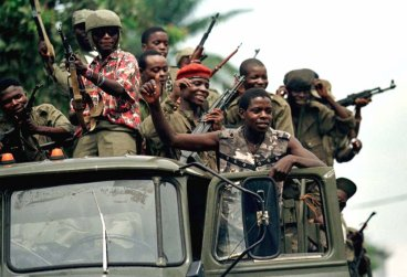 War in Republic of Congo 1997