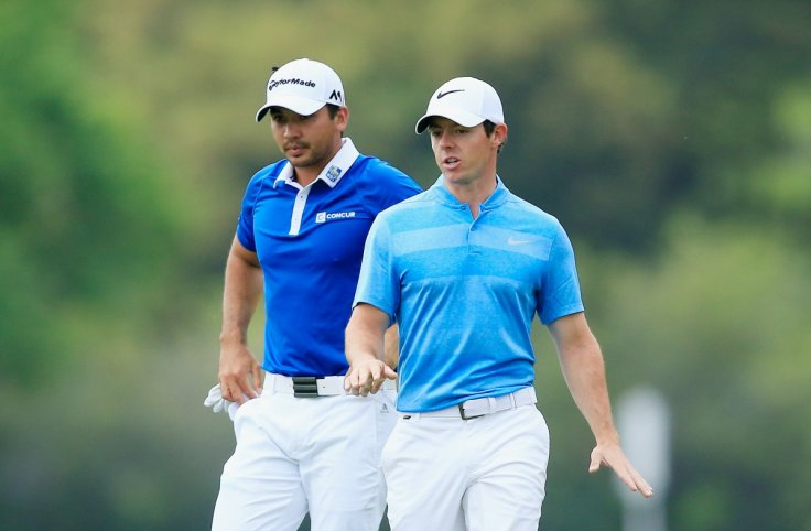 Jason Day and Rory McIlroy