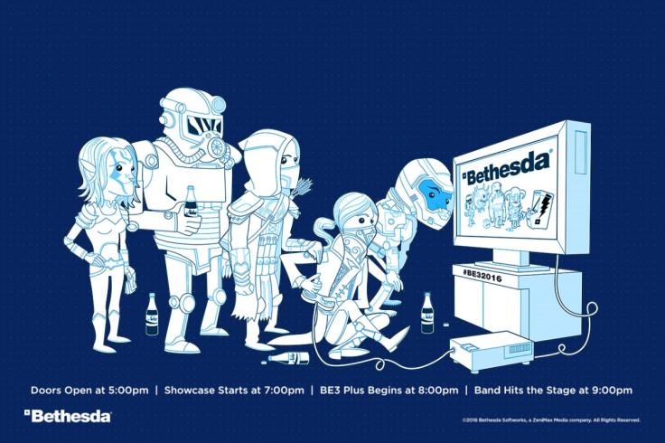 Bethesda E3 2016 Invite