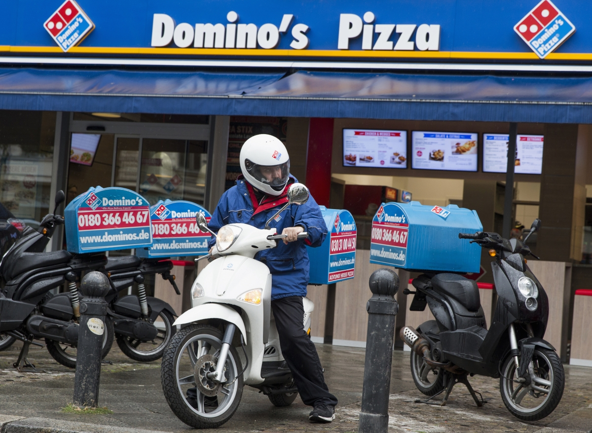 Domino's Pizza hack